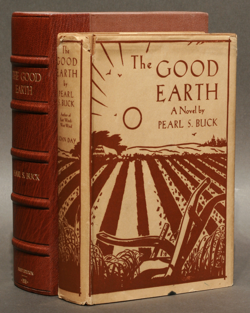 an overview of the characters in the novel the good earth by pearl s buck
